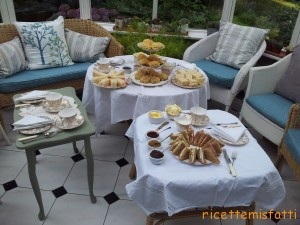 the Jane Austen tea party
