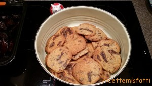 10 minutes chocolate chip cookies
