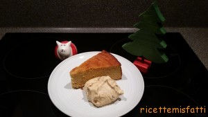 orange spiced cake