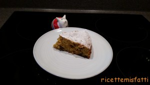 a simple carrot cake