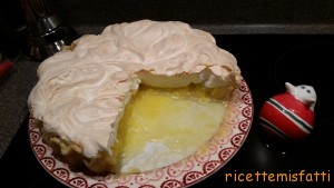 lemon meringue pie: a misdemeanour